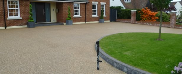Bomanite Paving